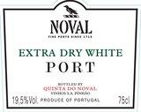 Etiket witte port
