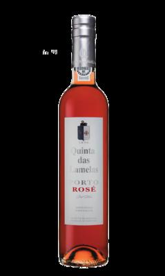 Quinta das Lamelas Rosé Port (50 cl)