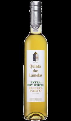 Quinta das Lamelas Extra dry white Port (50cl)