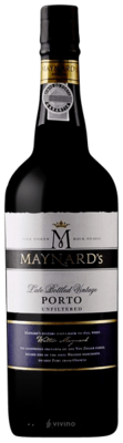 Maynard's LBV 2014 unfiltered