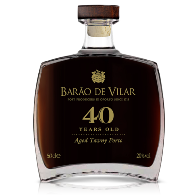 Barão de Vilar Calisto 40 year old Tawny (50cl)