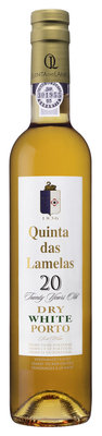 Quinta das Lamelas 20 years old dry white Port (50cl)