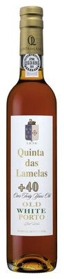Quinta das Lamelas 40+ years old white Port (50cl)