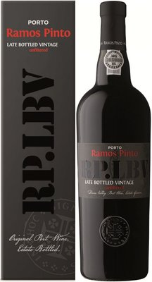 Ramos Pinto LBV unfiltered 2014