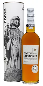S.Leonardo 20 years old white Port (50cl)