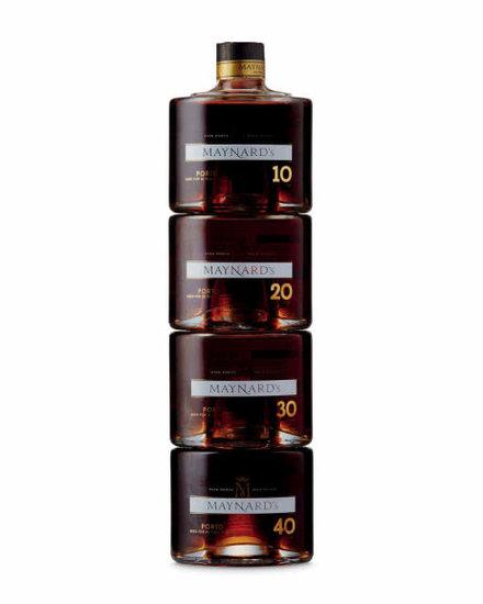 Maynard's 100 years of Port Wine (4x 20cl.) | NOG 7 SETJES OP VOORRAAD!