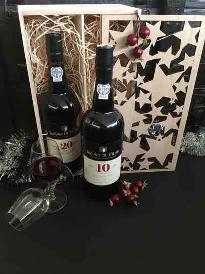 Kerst Kist (2 Flessen)