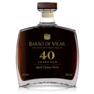 Barao de Vilar Calisto 40 year old